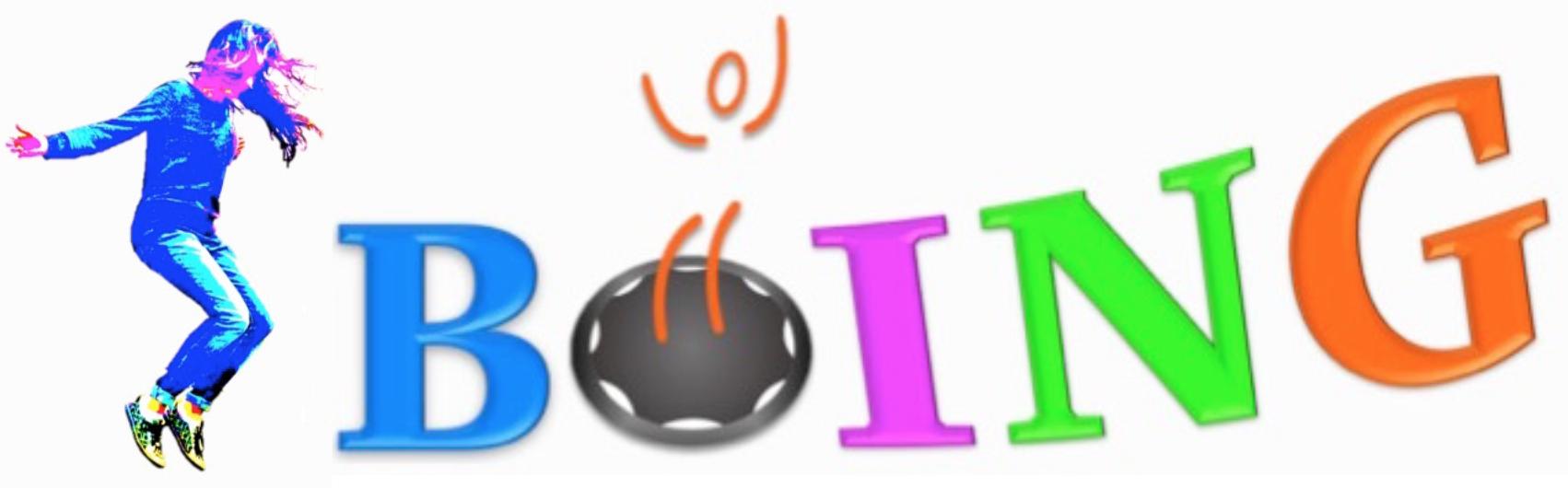 Boing Rebounder Logo